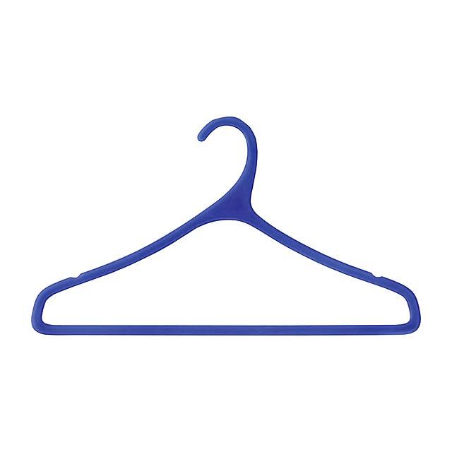 Merchel věšák - modrá