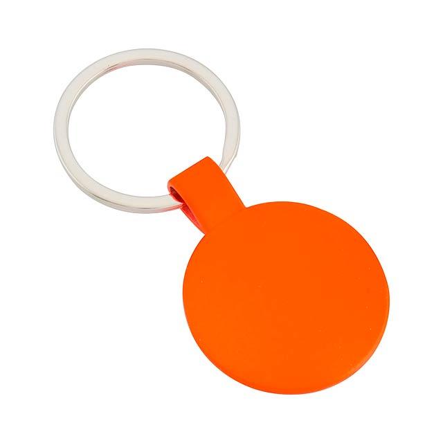 Vairel klíčenka - oranžová