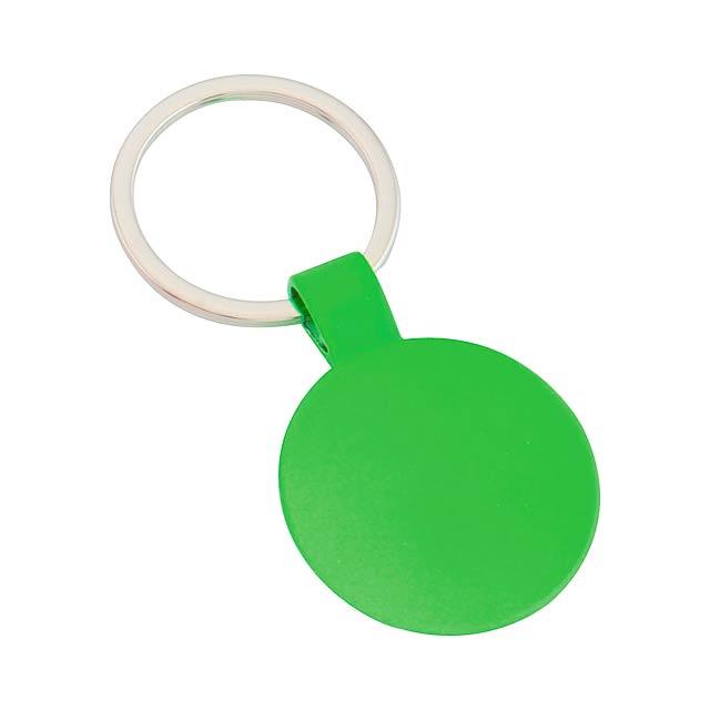 Vairel klíčenka - zelená