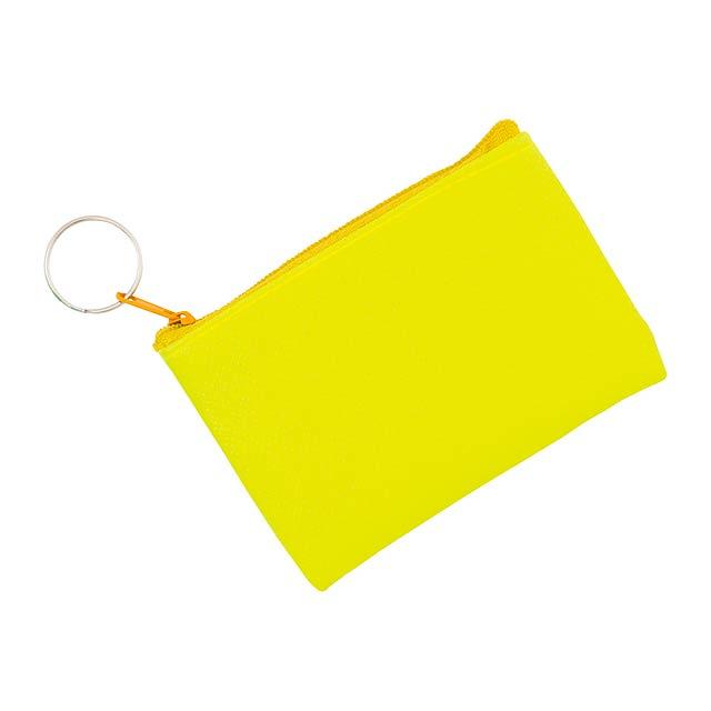 Tentox peněženka - žlutá