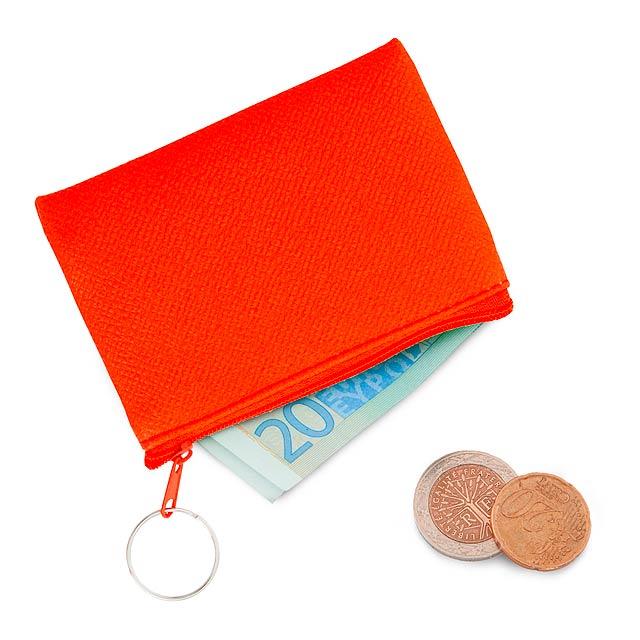 Tentox peněženka - oranžová