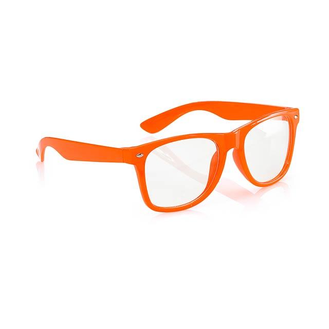 Kathol brýle - oranžová