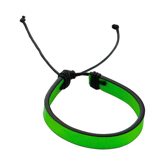 Katil náramek - zelená