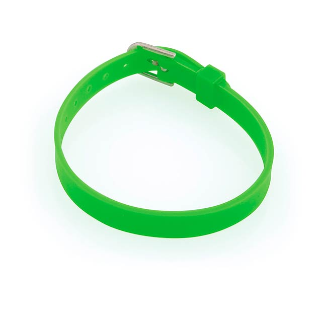 Tonis náramek - zelená