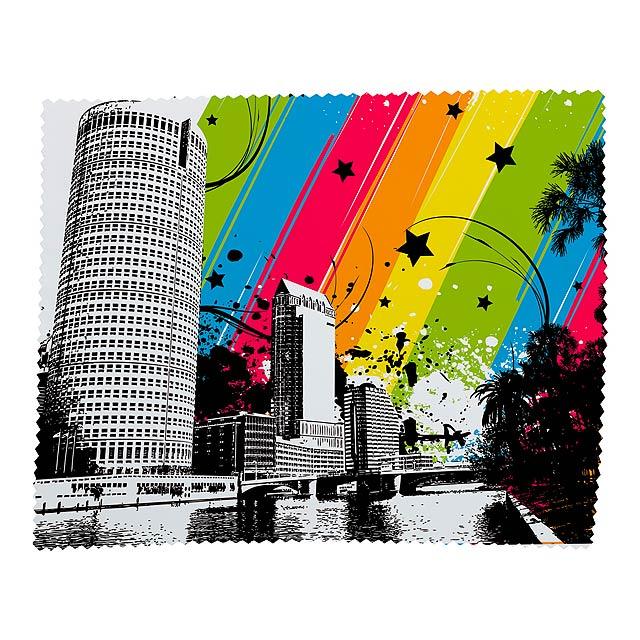 Gildor čistící hadřík - multicolor