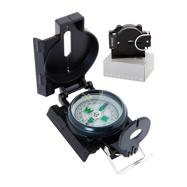 Saida kompas - multicolor