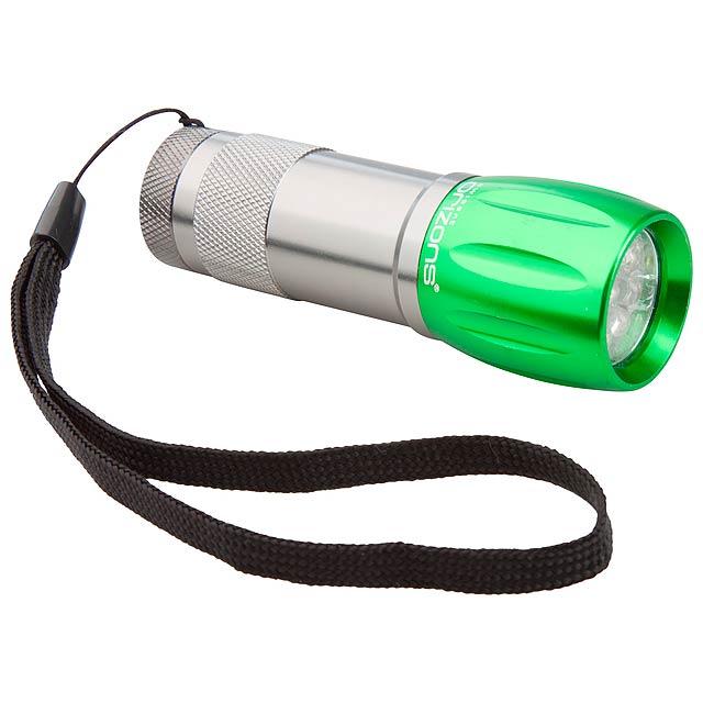 Lumosh baterka - zelená