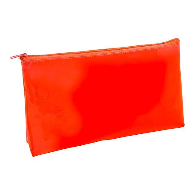 Valax kosmetická taška - oranžová