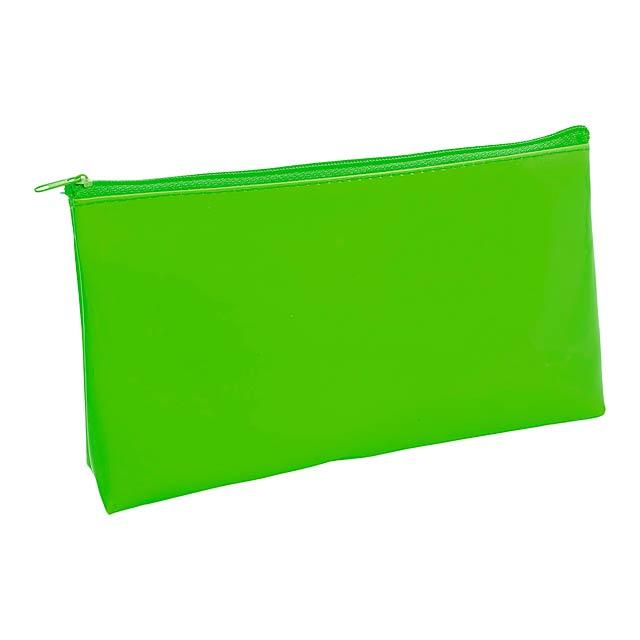 Valax kosmetická taška - zelená