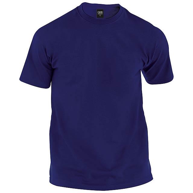 Premium tričko - modrá