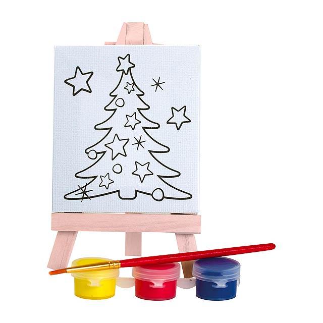 Picass sada na kreslení - multicolor