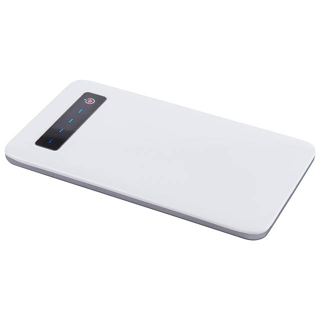 Osnel USB power banka - bílá