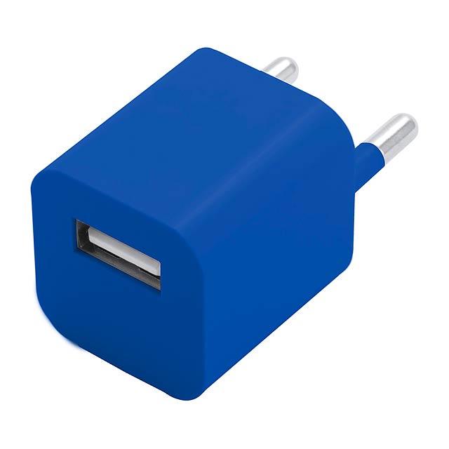 Radnar USB nabíječka - modrá