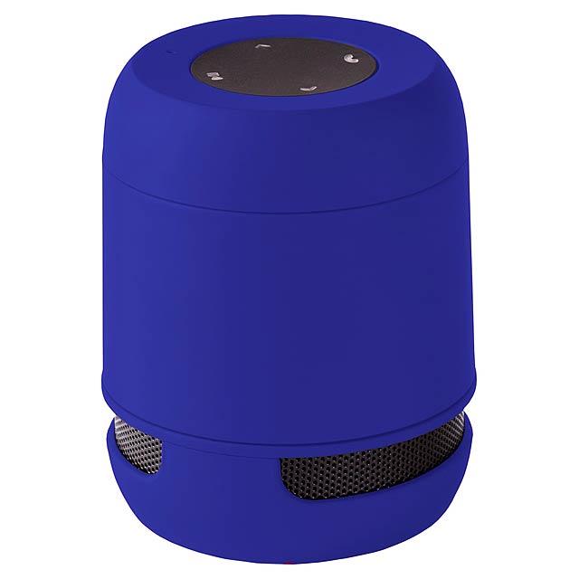 Braiss bluetooth reproduktor - modrá