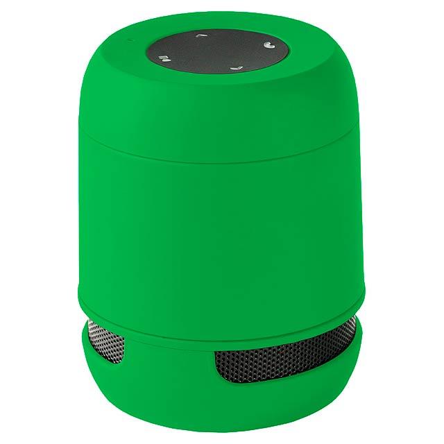 Braiss bluetooth reproduktor - zelená