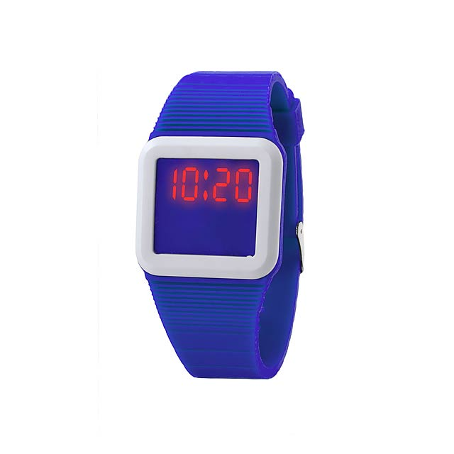 Terax hodinky - modrá