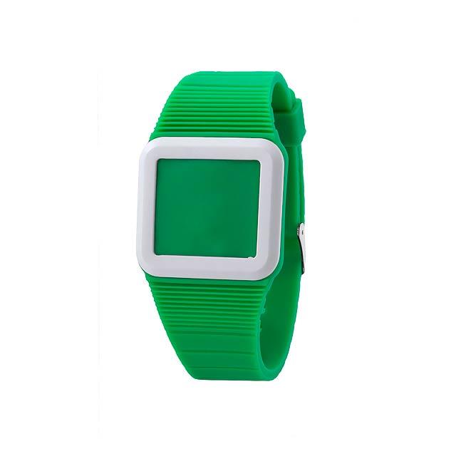 Terax hodinky - zelená