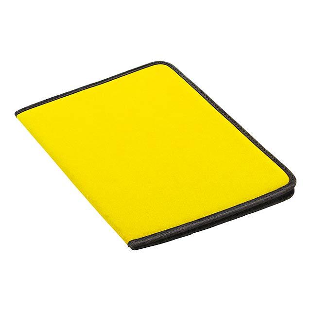Roftel složka na dokumenty - žlutá