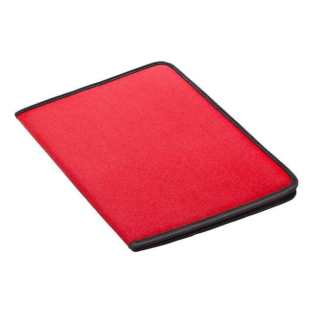 Roftel složka na dokumenty - červená