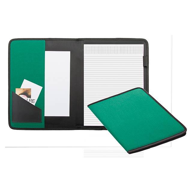 Roftel složka na dokumenty - zelená