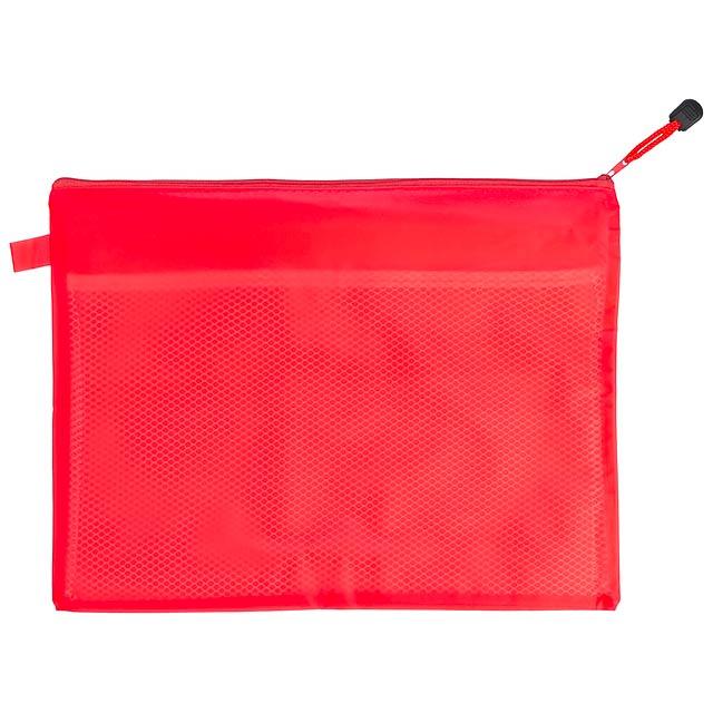 Bonx sloha na dokumenty - červená