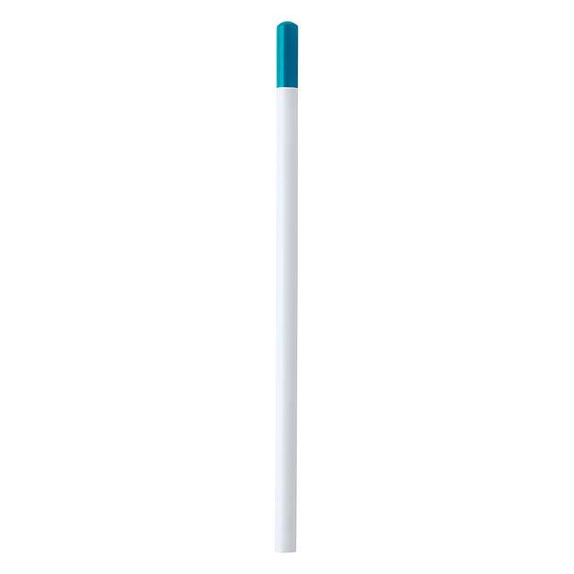 Koby tužka z recyklovaného papíru - modrá