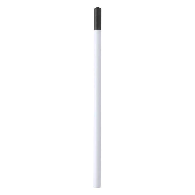 Koby tužka z recyklovaného papíru - čierna