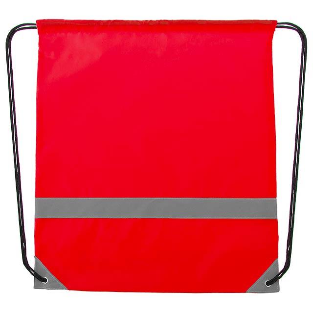 Lemap vak na stažení s reflexními částmi - červená
