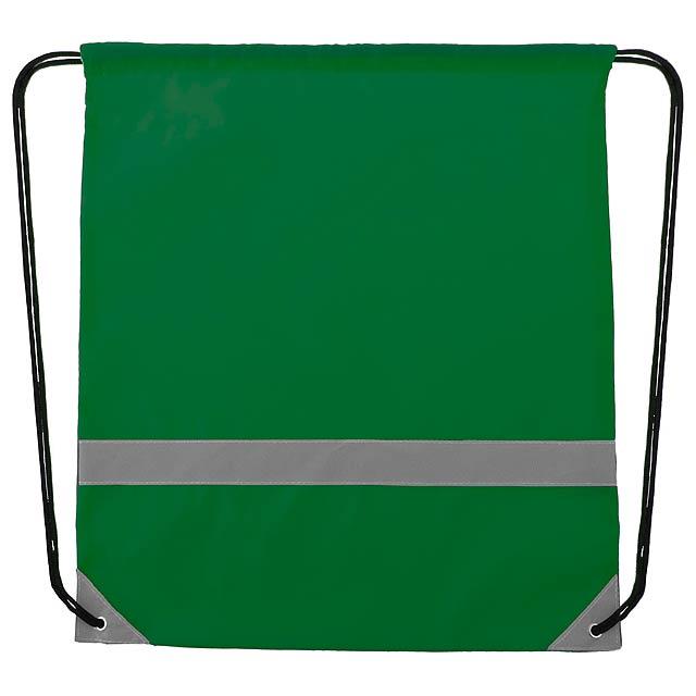 Lemap vak na stažení s reflexními částmi - zelená