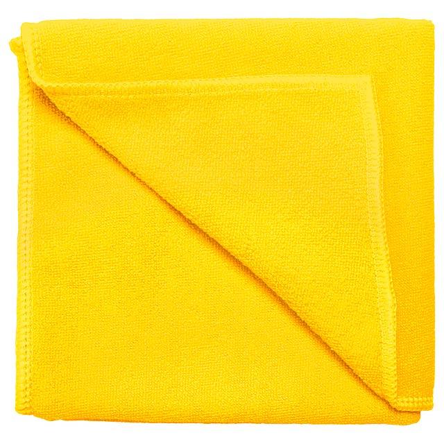 Kotto ručník - žlutá