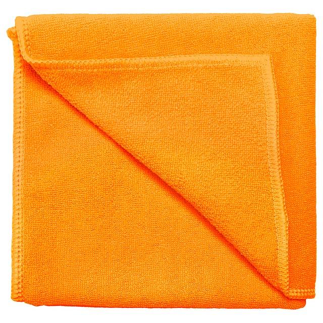 Kotto ručník - oranžová