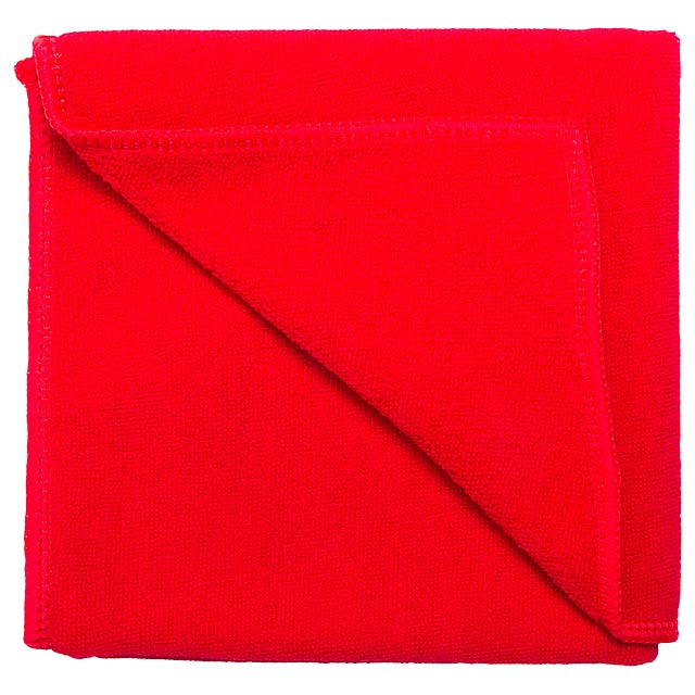 Kotto ručník - červená