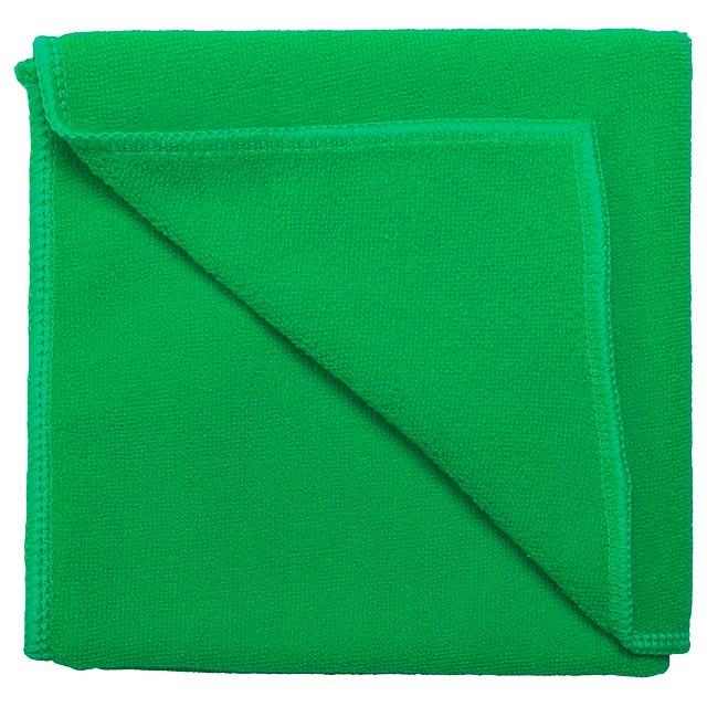 Kotto ručník - zelená