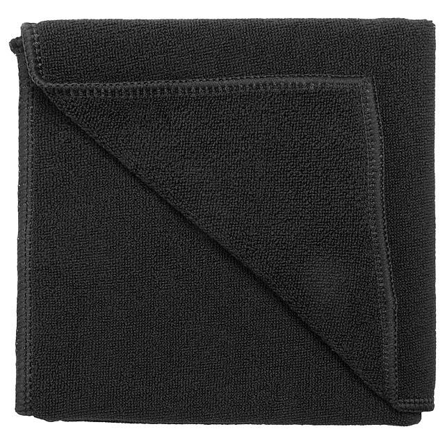 Kotto ručník - černá