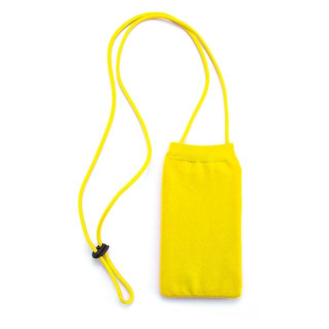 Idolf víceúčelová taška - žlutá