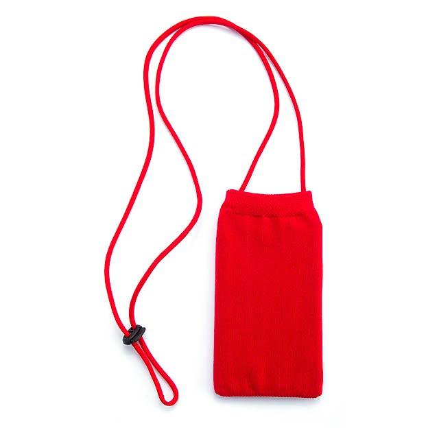 Idolf víceúčelová taška - červená