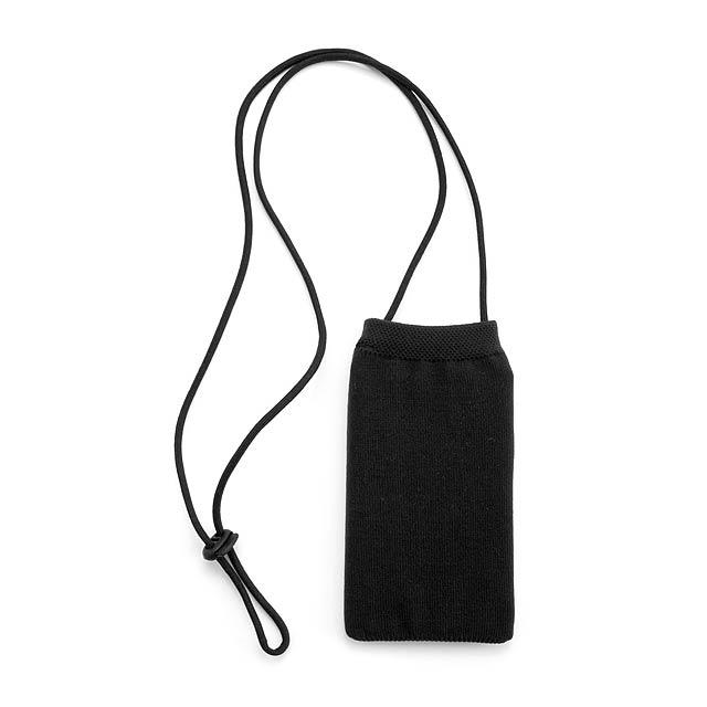 Idolf víceúčelová taška - černá