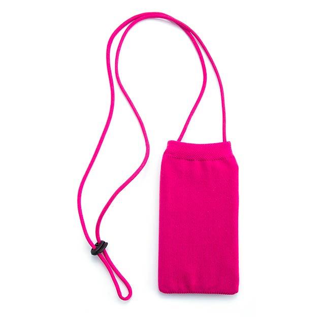 Idolf víceúčelová taška - fuchsiová (tm. růžová)