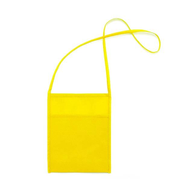Yobok víceúčelová taška - žlutá