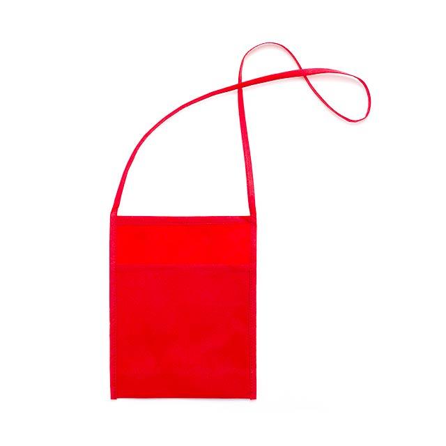 Yobok víceúčelová taška - červená
