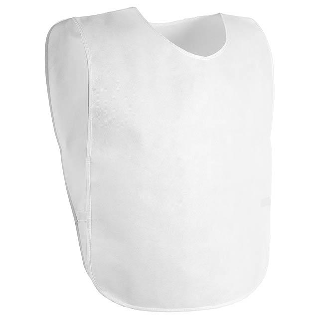 Cambex sportovní vesta - bílá