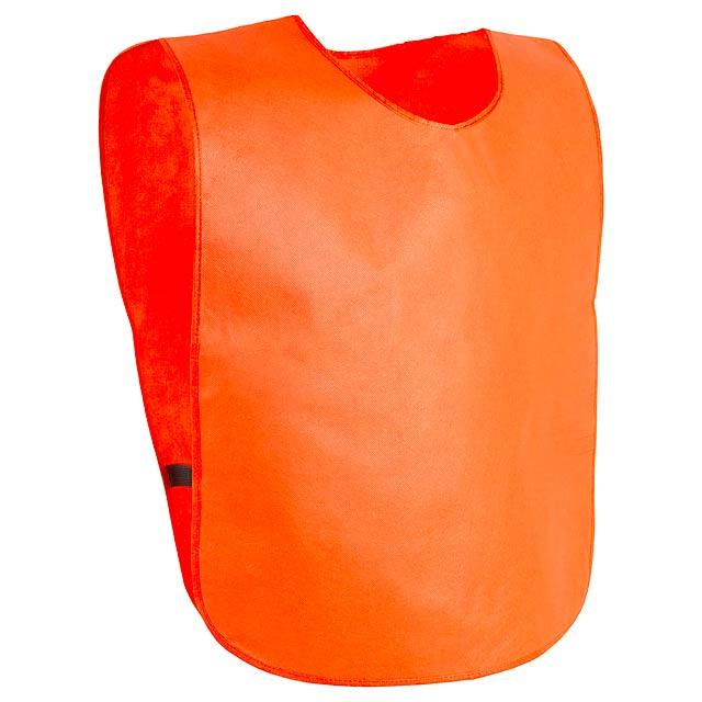 Cambex sportovní vesta - oranžová