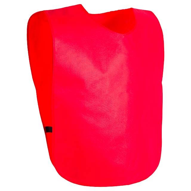 Cambex sportovní vesta - červená