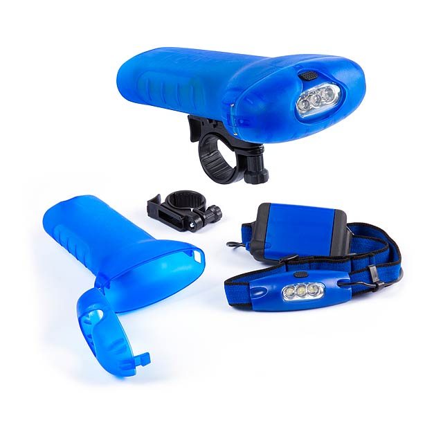 Moltar baterka - modrá