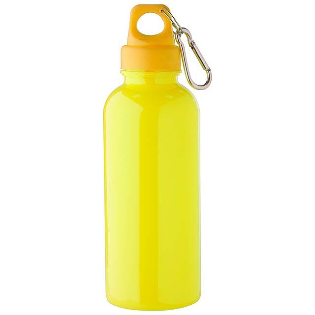 Zanip sportovní láhev - žlutá