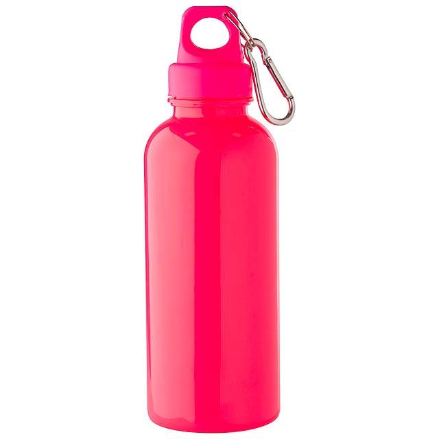 Zanip sportovní láhev - fuchsiová (tm. růžová)