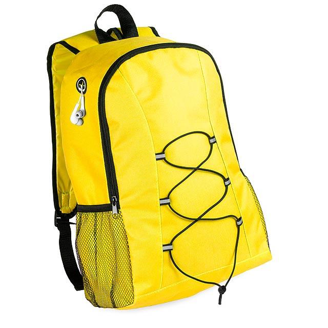 Lendross batoh - žlutá