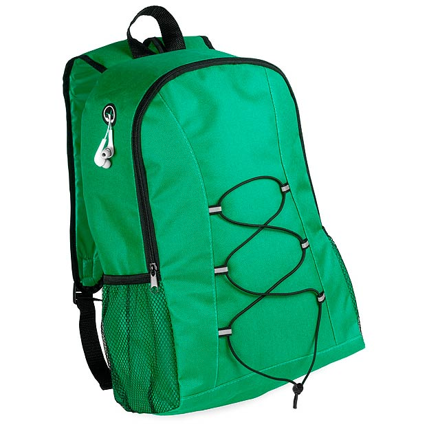 Lendross batoh - zelená