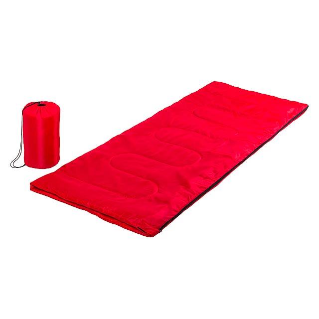 Calix spací pytel - červená