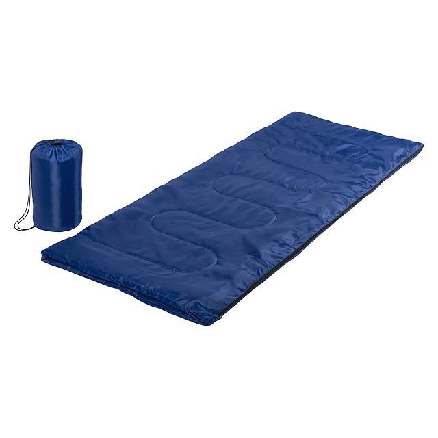 Calix spací pytel - modrá